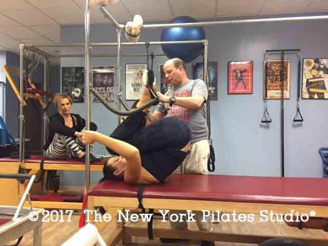 Pilates Studio - Teaching Certification